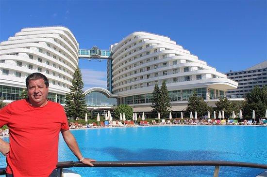 Miracle Resort Hotel: schitterend hotel en prachtig weer in november !