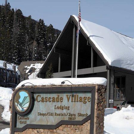 Cascade Village: Exterior