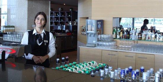 Miracle Resort Hotel: vriendelijke bediening