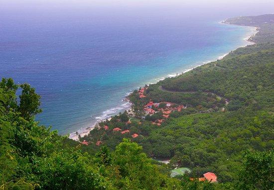 Renaissance St. Croix Carambola Beach Resort & Spa: Aerial View
