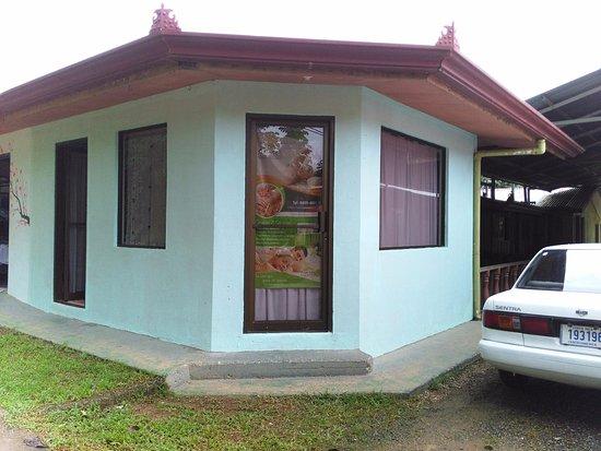 Ballena, Kostaryka: Spa