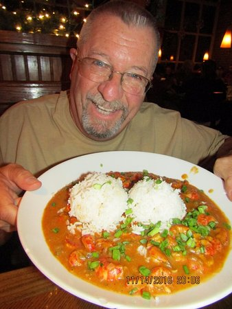 Harry's Seafood Bar and Grille: Flash's Crayfish Etouffee