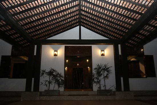 Provincia del Oeste, Sri Lanka: Entrance