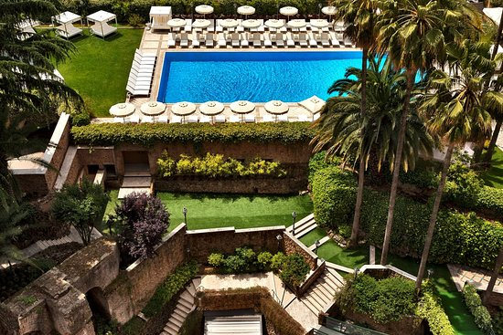 Parco dei Principi Grand Hotel & SPA: Panoramic Resort View