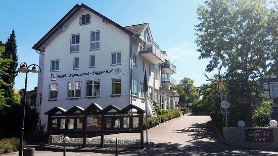 Olsberg, ألمانيا: Aussenansicht Bigger Hof