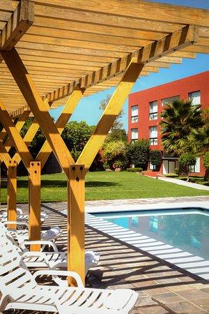 Fiesta Inn Aguascalientes: Pool