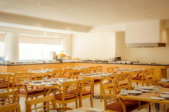 Fiesta Inn Aguascalientes: Restaurant