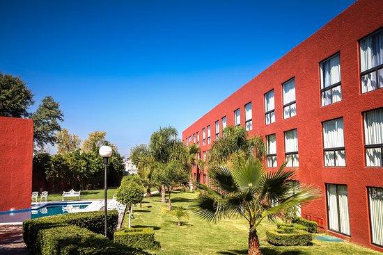 Fiesta Inn Aguascalientes: Exterior