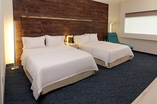 Holiday Inn Express San Luis Potosi: Guest Room