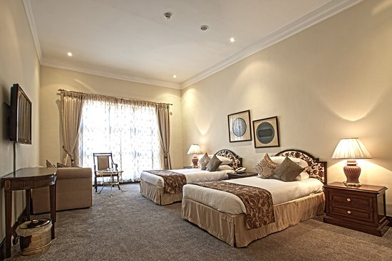Crowne Plaza Kathmandu-Soaltee: 1 Twin Bed Presidnetial Suite