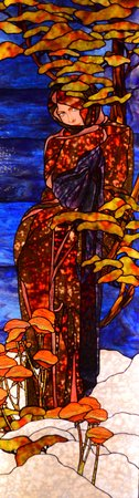 Evermore Guesthouse: Stained Glass - Winter