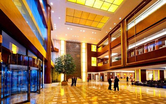 Yancheng, China: Lobby