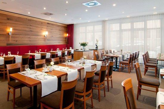 Holiday Inn Nurnberg City Centre: Restaurant St. Jakob