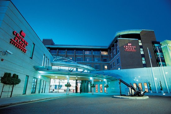 Crowne plaza liverpool city centre england hotel - Hotels with swimming pools in liverpool ...
