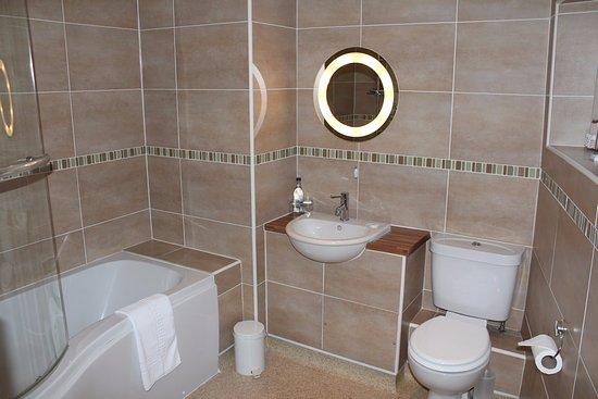 Kingsand, UK: Bathroom
