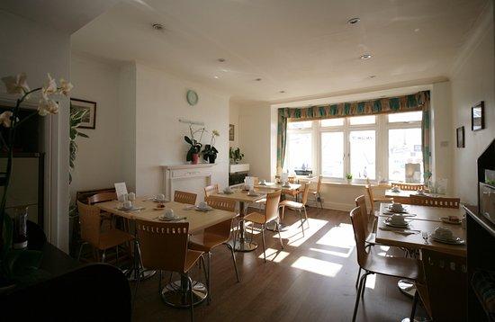 Atlantic Hotel: Dining Room