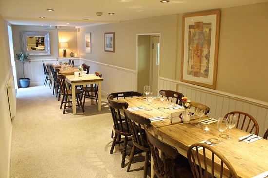 Kingsand, UK: Dining room