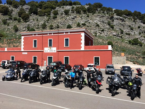 Central Italy Motorcycle Tours
