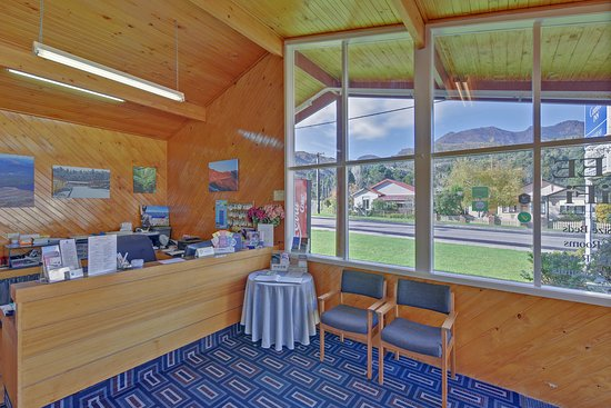 Queenstown, Australia: Reception View