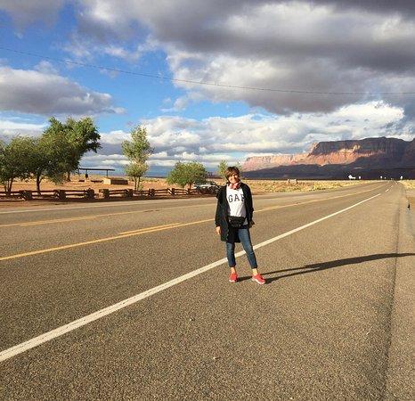 Marble Canyon, AZ: poco traffico