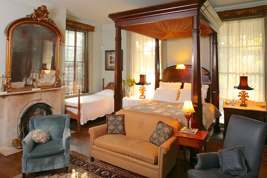 The Elms Bed and Breakfast: Carpenter Room