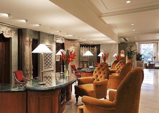 Taj Mahal Hotel : Lobby
