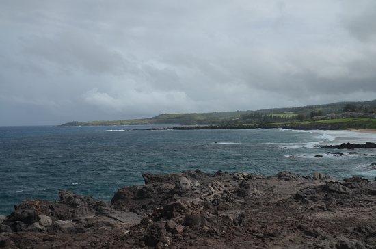 Oneloa Bay-billede