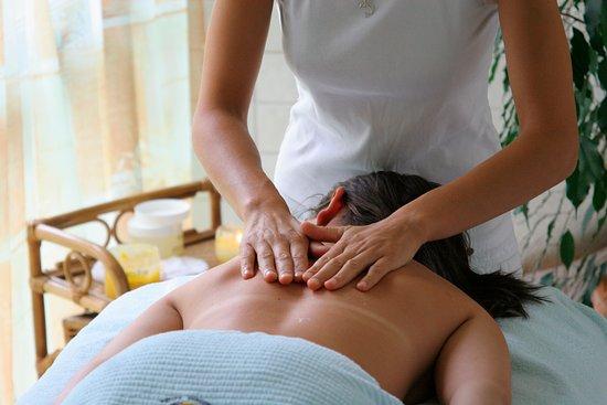 Saint-Laurent-de-Cerdans, France: 3 cabines de massage