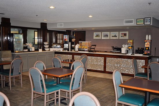 Hart, MI: Breakfast room