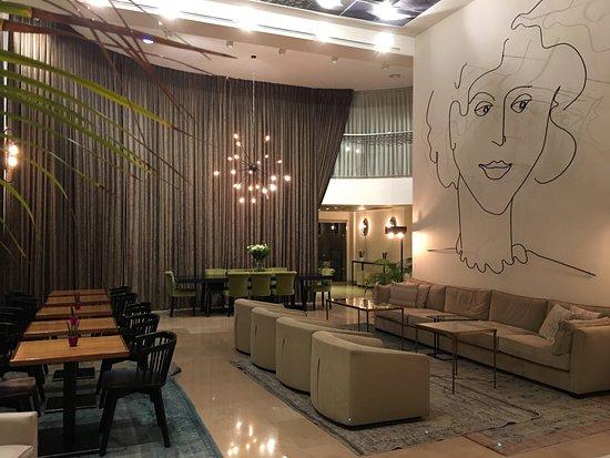 耶路撒冷哈摩尼阿特拉斯精品飯店照片