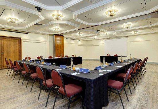 Braamfontein, Güney Afrika: Meeting Room - U-Shape Setup