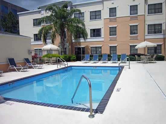 Extended Stay America - Orlando - Maitland - 1776 Pembrook Drive: Swimming Pool