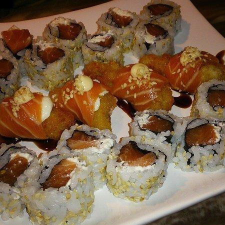 Cruzeiro, SP: Hayama Sushi Bar