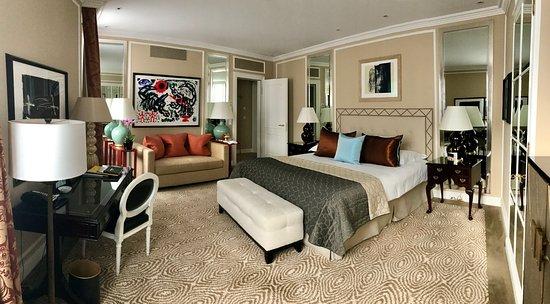 Baur au Lac: Deluxe double room