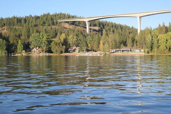 North Idaho Centennial Trail: Higgen's Point