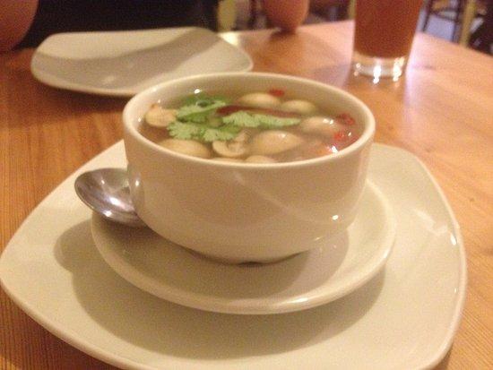 Pin-Petch: tom yum soup