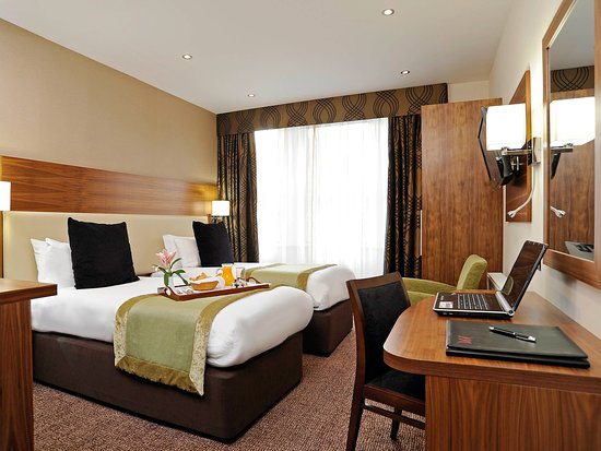 Mercure London Bloomsbury: Guest Room