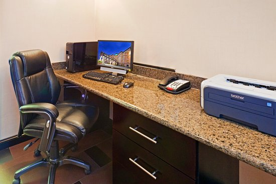 Irving, TX: Business Center