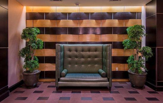 Irving, TX: Hotel Lobby