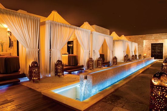 Secrets Maroma Beach Riviera Cancun: Spa
