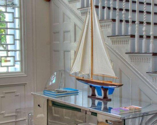 Lenox, ماساتشوستس: foyer
