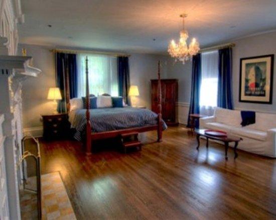 Lenox, ماساتشوستس: suite A