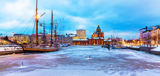 Hotel Haven: Winter in Helsinki