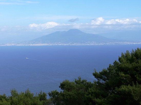 Mount Solaro: VISTA MONTE SOLARO