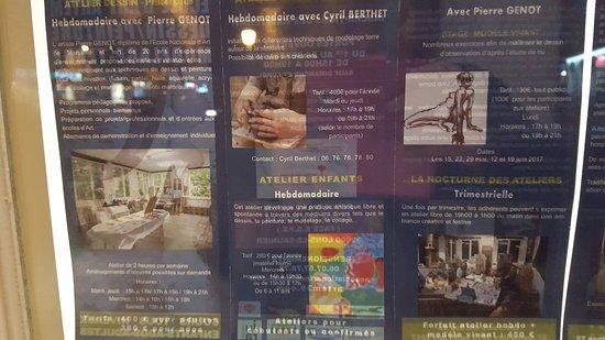 Quelques photos de la vitrine office de tourisme des coteaux du jura lons le saunier - Lons le saunier office du tourisme ...