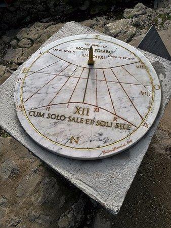 Mount Solaro: MERIDIANA