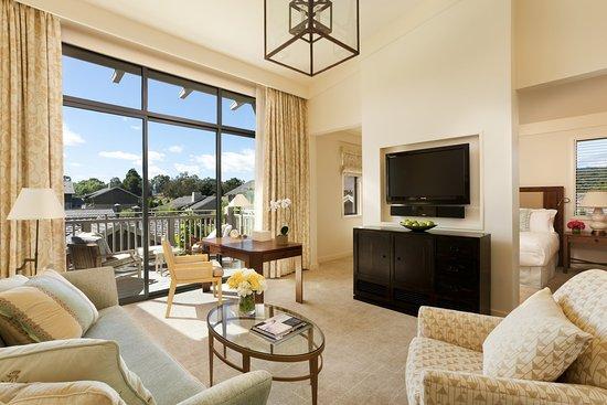Menlo Park, CA: Rosewood Junior Suite