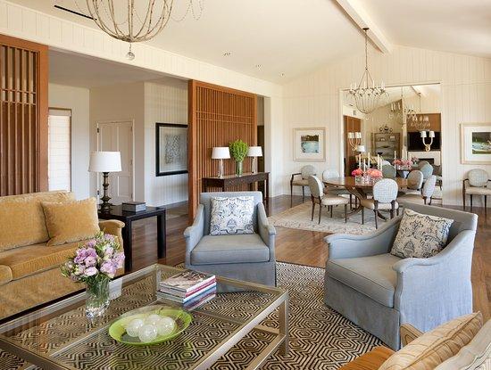 เมนโลพาร์ก, แคลิฟอร์เนีย: Presidential Suite Living Room