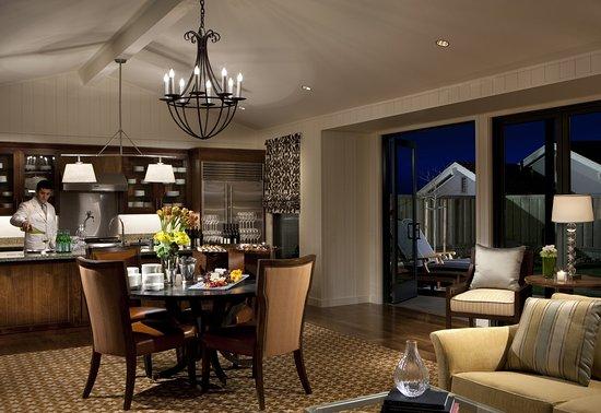 เมนโลพาร์ก, แคลิฟอร์เนีย: One-Bedroom Villa