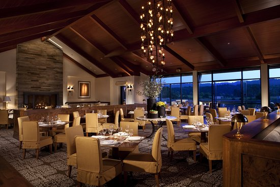 Menlo Park, CA: Madera Restaurant